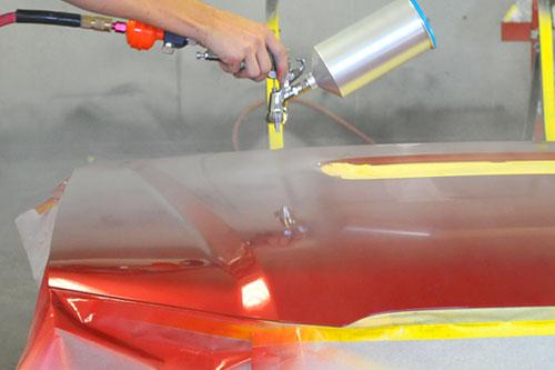 Car Hood Painting Estimates